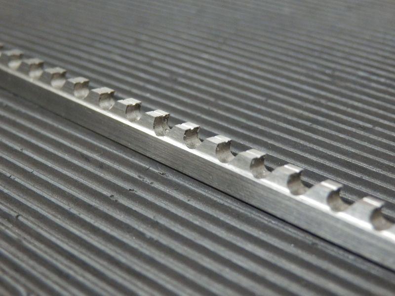 Räumnadel-Detail
